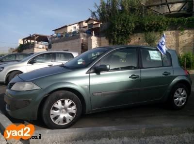 מאוד רכב רנו רנו מגאן דור 2 (2004-2010) (2007) למכירה מודעה 7974094 - ad MJ-97