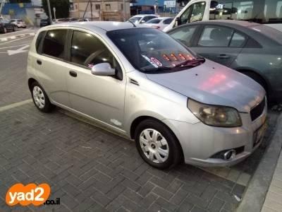 האחרון רכב שברולט שברולט אבאו (2009) למכירה מודעה 8098965 - ad JQ-43