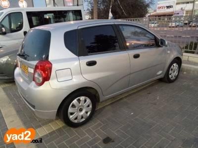 תוספת רכב שברולט שברולט אבאו (2009) למכירה מודעה 8098965 - ad DE-02