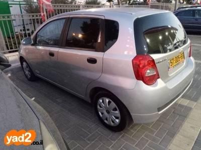 האחרון רכב שברולט שברולט אבאו (2009) למכירה מודעה 8098965 - ad GZ-54