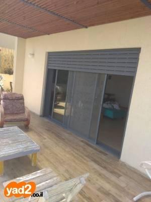 נפלאות פרטי/קוטג' להשכרה 5.5 חדרים בגן הדרום התאנה 24 - ad AE-03