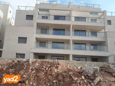 מודרניסטית דירת גן להשכרה 5 חדרים בצור הדסה נחליאלי 19 - ad PA-73