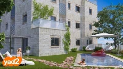 מבריק דירת גן למכירה 5 חדרים בצור הדסה דוכיפת מודעה 7122389 - ad DJ-12