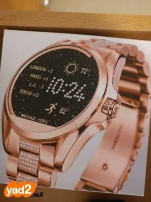 מגניב ביותר שעון חכם של מייקל קורס תכשיטים שעונים שעוני יוקרה יד שניה - ad AP-14