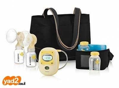 אדיר משאבת חלב מדלה Freestyle חשמלית לתינוק ולילד אביזרים ללידה ולהנקה FV-44