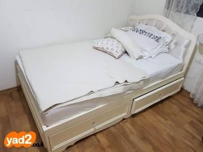 מעולה  חדר שינה לבנות בסגנון לואי ריהוט חדרי יד שניה - ad WL-32