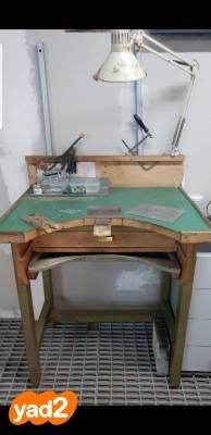 מקורי שולחן צורפות ציוד לעסקים כלי יד שניה - ad MM-15