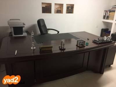 בלתי רגיל מידות השולחן: אורך 2 מטר, ריהוט משרדי שולחן יד שניה - ad BQ-61