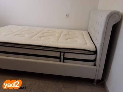 מדהים מיטת אירופלקס שמורה מאד רוחב מזרון ריהוט מיטות מיטה וחצי יד שניה - ad EB-72