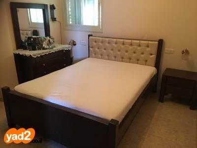 מעולה חדר שינה מיטה זוגית עם ריהוט חדרי יד שניה - ad VW-96