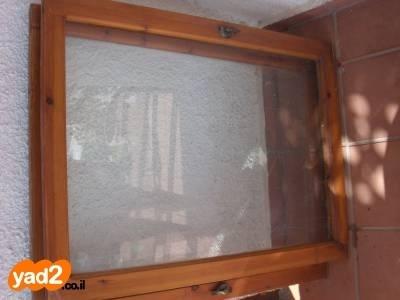 להפליא חלונות הזזה, רשתות, תריסי עץ לבית יד שניה - ad KM-82