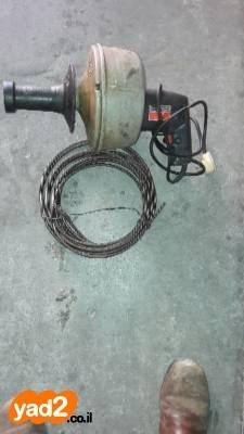 מבריק ספירלה חשמלית תוצרת רייגייד במצב כלי עבודה כלים לשרברבות יד שניה - ad UH-85