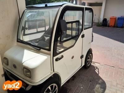 מצטיין רכב חשמלי ל 4 נוסעים ציוד סיעודי/ רפואי קלנועית יד שניה - ad GY-73