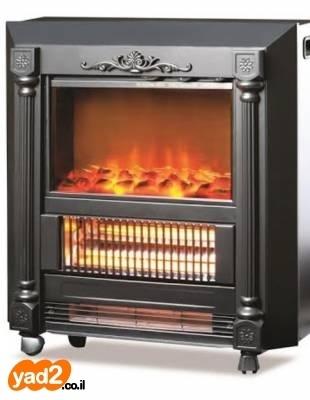 מדהים תנור חשמלי דמוי קמין, כולל מראה מוצרי-חשמל חימום יד שניה - ad AI-92