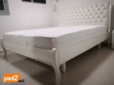 מגניב ביותר מיטה זוגית יהודית, יוקרתית + ריהוט חדרי שינה יד שניה - ad BT-16