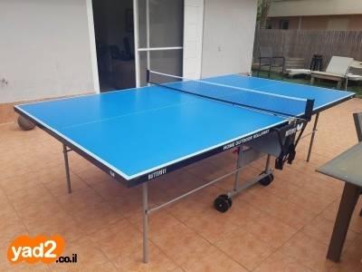 מסודר שולחן טניס (פינג פונג) חוץ ספורט שולחנות משחק יד שניה - ad CI-68